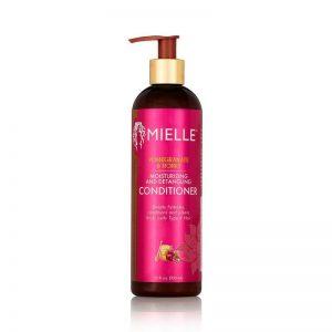 Mielle Pomegranate & Honey Conditioner är ett fuktgivande och lätthanterbart balsam ger intensiv återfuktning med en silkeslen känsla